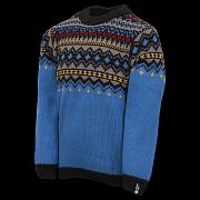 Dětský norský svetr ICEWEAR BLAER modrý