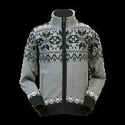 Pravý islandský svetr ICEWEAR GUNNAR šedý - poštovné GRÁTIS !