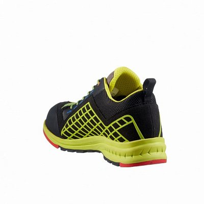 Approach boty KAYLAND GRAVITY black/lime 8