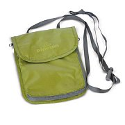 Bezpečnostní kapsa na krk PINGUIN L zelená