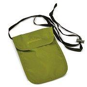 Bezpečnostní kapsa na krk PINGUIN S zelená