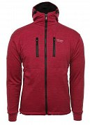 Bunda BRYNJE ANTARCTIC W/HOOD red  XXXL