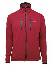 Bunda BRYNJE ANTARCTIC WINDPROOF red  - 1