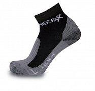 Celoroční ponožky TEXPON NUNKUN černé