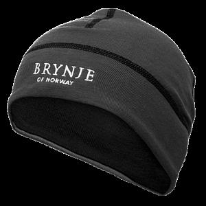 čepice BRYNJE ARCTIC DOUBLE LIGHT black - 1