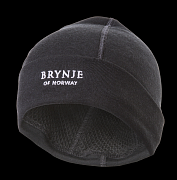 čepice BRYNJE SUPER THERMO HAT black