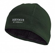 čepice BRYNJE SUPER THERMO HAT green