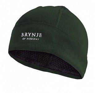 čepice BRYNJE SUPER THERMO HAT green - 1