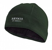 čepice BRYNJE SUPER THERMO HAT green S/M