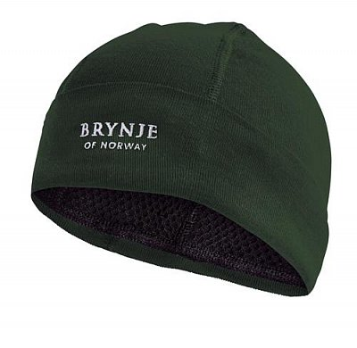 čepice BRYNJE SUPER THERMO HAT green L/XL