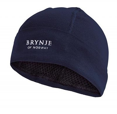 čepice BRYNJE SUPER THERMO HAT navy L/XL