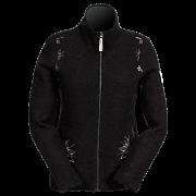 Dámská plstěná bunda NORWEAR EMMA černá