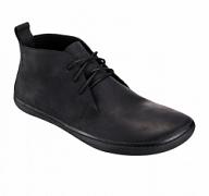 Dámské barefoot boty VIVOBAREFOOT GOBI II L black/hide   EU 40