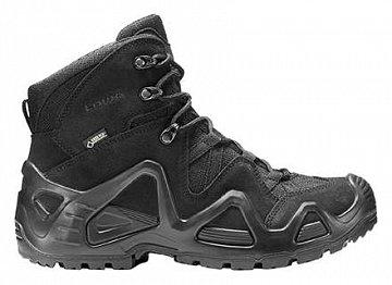 Dámské boty LOWA ZEPHYR GTX MID TF Ws black UK 7 - 1