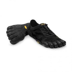 Dámské prstové boty VIBRAM FIVEFINGERS KSO EVO W black  - 1