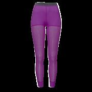 Dámské spodky BRYNJE CLASSIC WOOL THERMO LIGHT LONGS violet