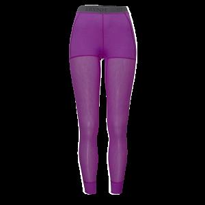 Dámské spodky BRYNJE CLASSIC WOOL THERMO LIGHT LONGS violet - 1