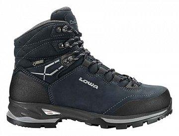 Dámské trekingové boty LOWA LADY LIGHT GTX Ws blue UK 4,5 - 1