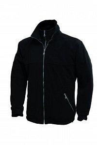 Lehká fleecová bunda PINGUIN BALU černá - 1