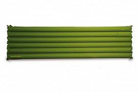 Nafukovací karimatka PINGUIN TUBE zelená