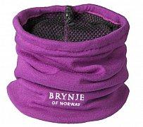 Nákrčník BRYNJE ARCTIC DOUBLE NECK violet