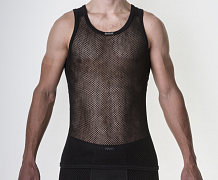 Nátělník BRYNJE SUPER THERMO A-SHIRT black
