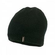 nepromokavá zimní čepice DEXSHELL BEANIE SOLO black
