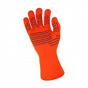 Nepromokavé rukavice DEXSHELL THERMFIT NEO orange XL
