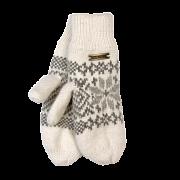 Norské rukavice NORWEAR bílé