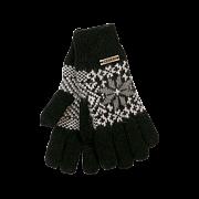 Norské rukavice NORWEAR černé