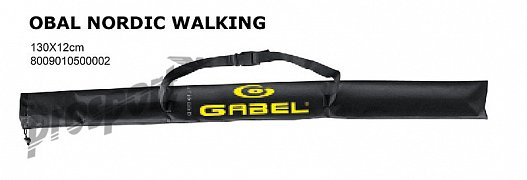 Obal na nordic walking hole GABEL