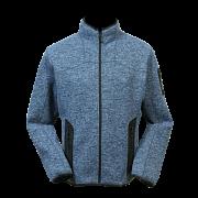 Pánská fleecová bunda NORWEAR LUCAS modrá