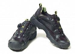 Pánská vycházková obuv TREKSTA KOBRA GTX black/lime