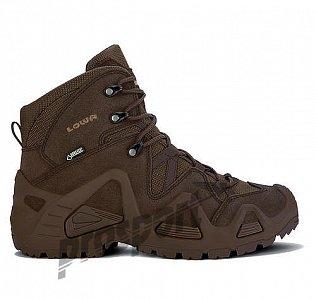Pánské boty LOWA ZEPHYR GTX MID TF dark brown  UK 12 - 1