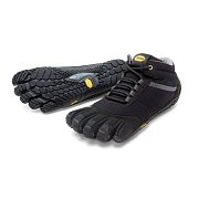 Prstové boty VIBRAM FIVEFINGERS TREK ASCENT INSULATED black EU 43
