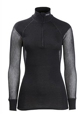 Rolák BRYNJE WOOL THERMO black S