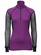 Rolák BRYNJE WOOL THERMO violet  XL