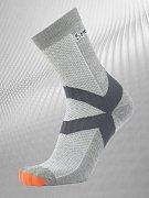 Sportovní ponožky TEXPON KUPOL šedé