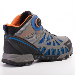 Trekové boty TREKSTA ADT203 SURROUND GTX blue /orange - 2