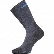 Zimní vlněné trekové ponožky LASTING WSM 504 L